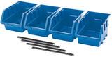 Draper 38116 SBB3 4 piece Large Storage Unit Set