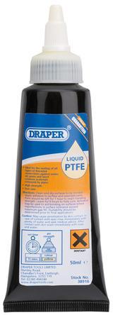 Draper 38916 DLPTFE 50ml Liquid PTFE