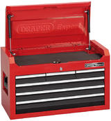 Draper 43645 TC6CB Expert 6 Drawer Tool Chest