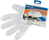 Draper 45418 PG-100 Pack of 100 Disposable Polythene Gloves
