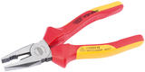 Draper 50241 805CP Expert 180mm Expert Ergo Plus Fully Insulated VDE Combination Pliers