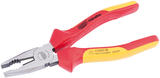 Draper 50245 805CPHL Expert 200mm Expert Ergo Plus Fully Insulated High Leverage VDE Combination Pliers