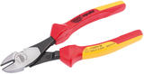 Draper 50253 805DSCHL Expert 200mm Expert Ergo Plus Fully Insulated High Leverage VDE Diagonal Side Cutters