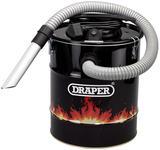 Draper 50976 HV22SS 22L 700W 230V Ash Vacuum Cleaner
