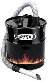 Draper 50977 HV20SSB 20L Ash Can Vacuum Attachment
