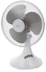 """Draper 51075 FAN2C 12"""" Desk Fan"""