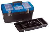 Draper 53880 TB486 480mm Tool/Organiser Box with Tote Tray