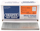 Draper 59830 AAN40 40mm Brad Nails (5000)