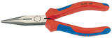 Knipex 69576 25 02 160 SBE Knipex 160mm Long Nose Plier - Heavy Duty Handles