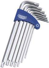 Draper 73047 RIBE/7K/SET Expert 7 Piece Ribe Hex Key Set