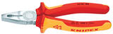 Knipex 81204 03 06 180 SBE Knipex 180mm Fully Insulated Combination Pliers