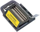 Draper 88629 TK200HD/D100 Dispenser of 100 Two Notch Trimming Knife/Window Scraper Blades
