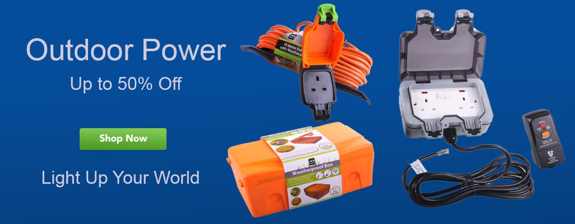 Buy Outdoor Power at Trade Prices Today