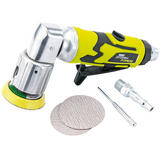 Draper 65059 SFAS50 Storm Force 50mm Mini Air Sander