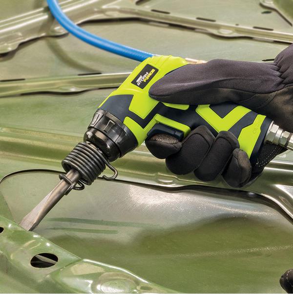 Draper 65142 SFAH4 Storm Force Composite Air Hammer & Chisel Kit Thumbnail 5