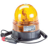 Draper 63878 RWB2 12/24V Magnetic Base Rotating Beacon