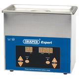 Draper 60983 UCT3L Expert 3L Ultrasonic Cleaning Tank