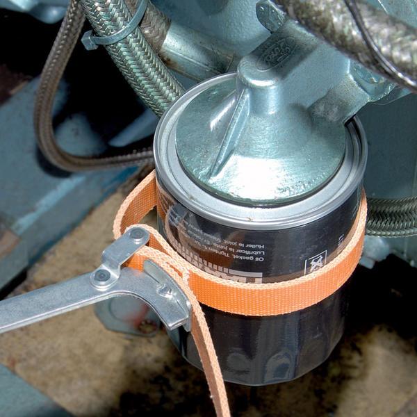 Draper 68813 Redline 100mm Oil Filter Strap Wrench Mechanics Thumbnail 2