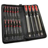 Draper 68904 RL-FS16 Redline 16 Piece File Set