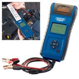 Draper 64583 BDT/B Expert Battery Diagnostic Tool with Built-In Printer