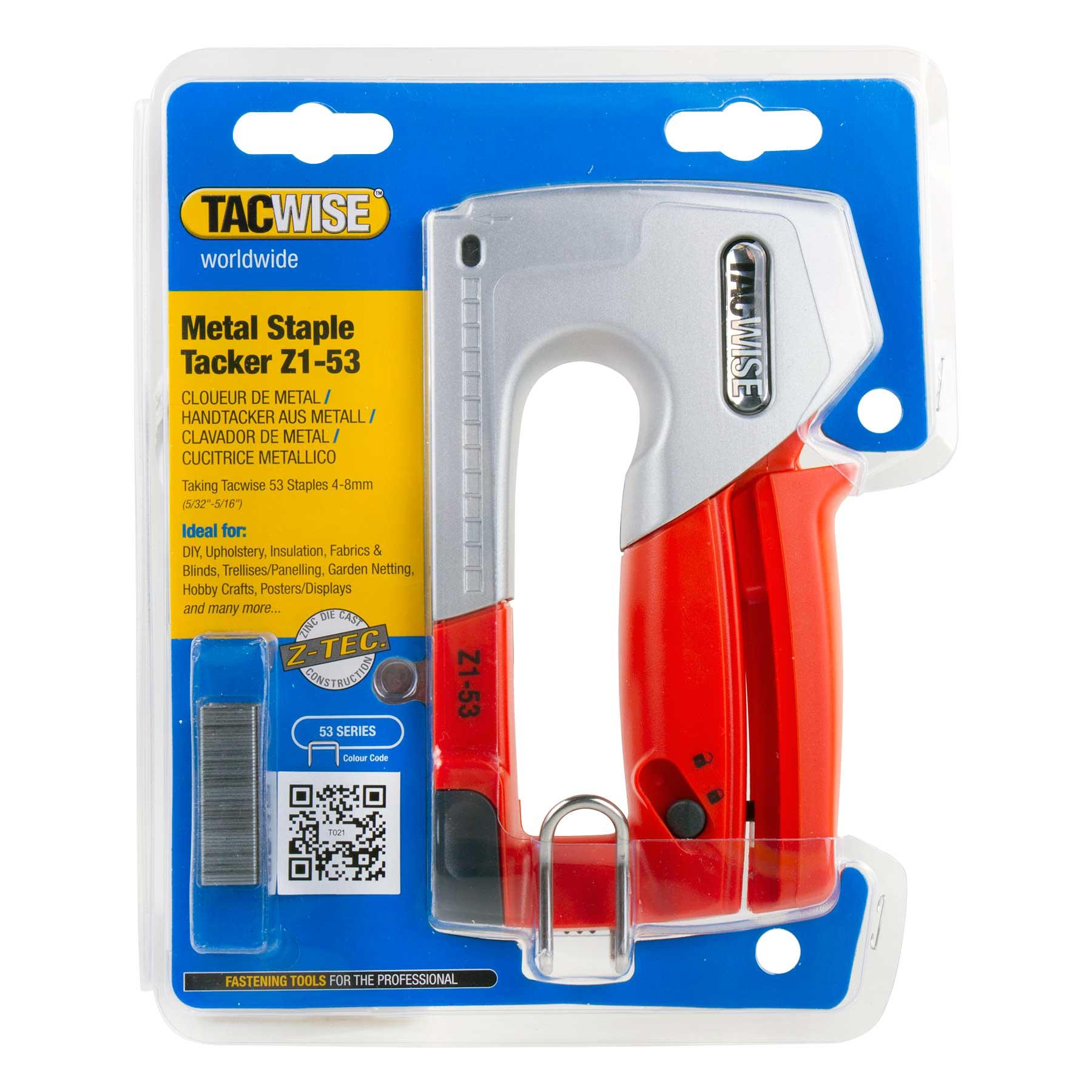 research.unir.net Home & Garden Hand Tools 8mm 0856 Tacwise Z1-53 ...
