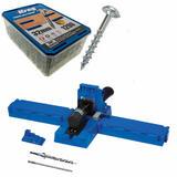 Kreg K5 Pocket Hole Jig Kit with 1200 Screws