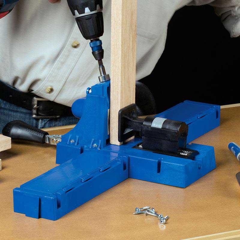 Kreg K5 Pocket Hole Jig Kit With 675 Screws Kreg K5