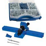 Kreg K5 Pocket Hole Jig Kit with 675 Screws
