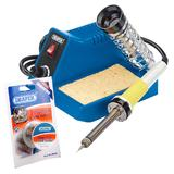 Draper 61478 SI400 40W Soldering Station Kit with Solder