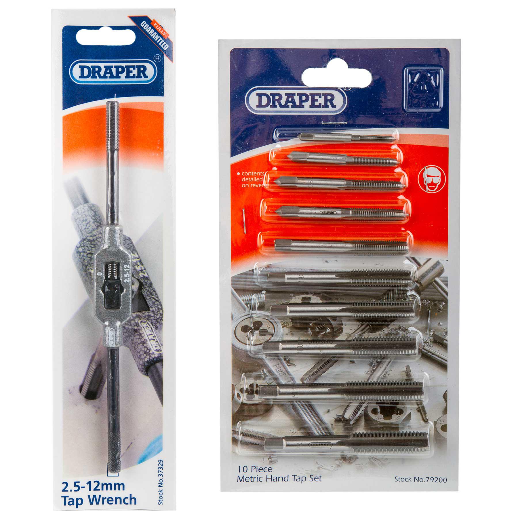 Draper TTW T-Type Tap Wrench