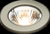 Knightsbridge L02CBR1 Low Voltage Downlight - 50mm B/Chrome Bridge
