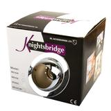 Knightsbridge ME05C Mains 230V Eyeball (R63) - Chrome
