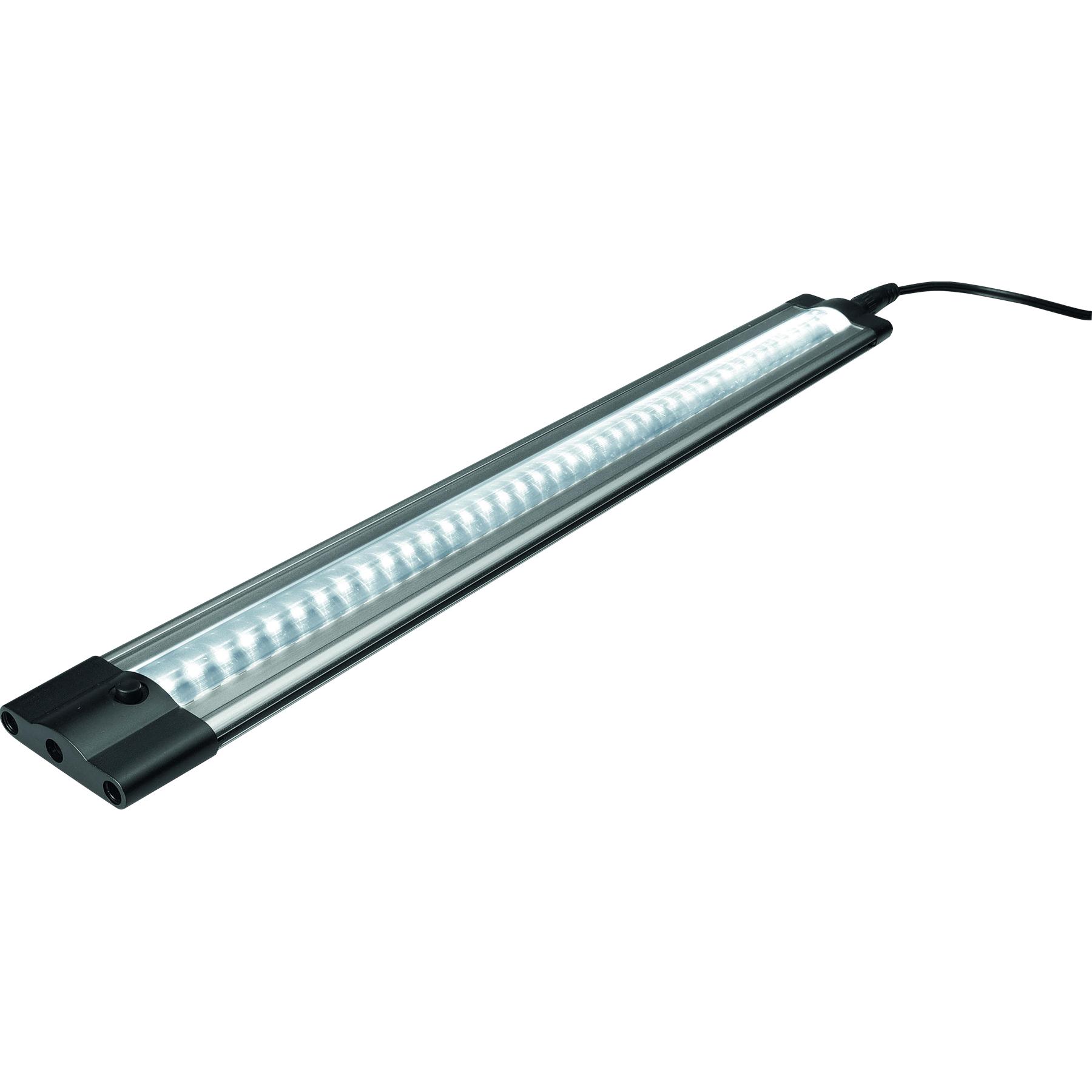 Knightsbridge Ucled13 Led Under Cabinet Striplight Cool White: Knightsbridge LED5WCW IP20 5W 72 LED Thin Linear Light 24V