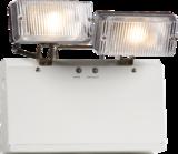 Knightsbridge EMTWIN IP20 LED Twin Spot Emergency Light