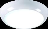 Knightsbridge TPB14EMSLED 14W 6000K LED Bulkhead Fitting 3Hr Emergency & Sensor
