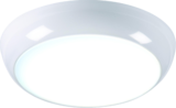 Knightsbridge TPB14SLED 14W 6000K LED Bulkhead Fitting C/W Sensor