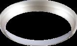 Knightsbridge BF14BMS Matt Silver Bezel For BF LED Bulkhead 14W 300mm