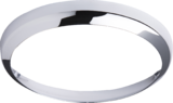 Knightsbridge BF24BCHR Chrome Bezel For BF LED Bulkhead 24W 400mm