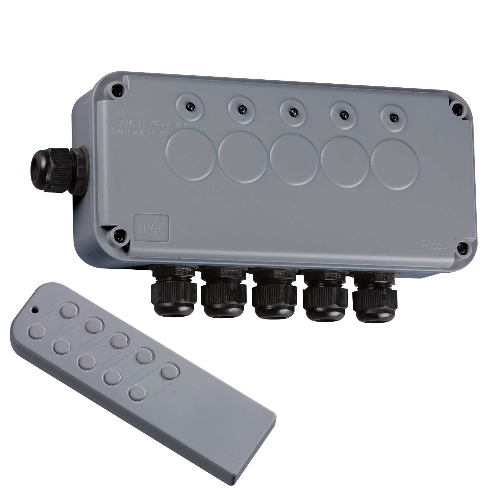 Knightsbridge Outdoor Remote Control Ip66 Electrical