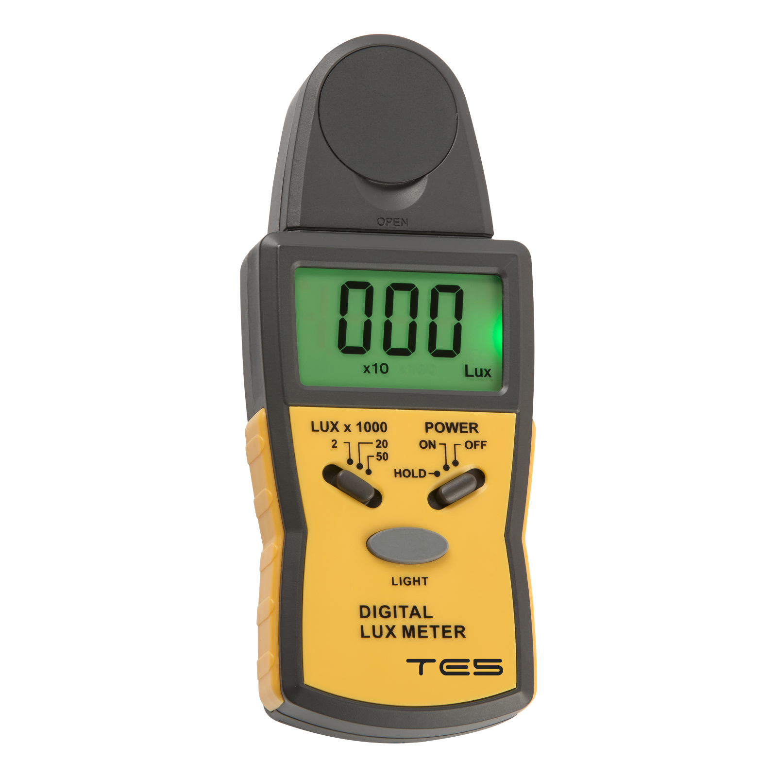 Digital Lux Meter : Knightsbridge te digital lux light meter tester with lcd
