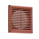 "Knightsbridge EX009T 100mm/4"" Extractor Fan Grille Terracotta"