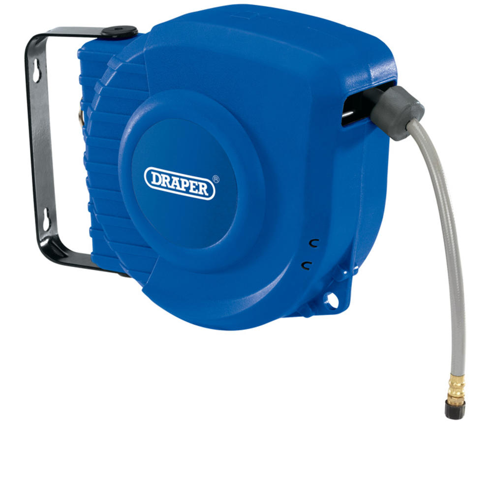 Draper 15047 RAH12 Retractable Air Hose Reel (12M)