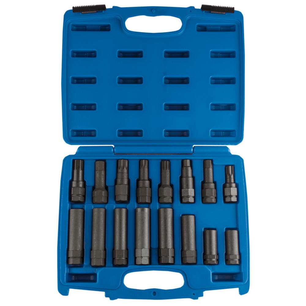 Draper 15126 LWNK-MASTER Expert Locking Wheel Nut Master Set (16 Piece)