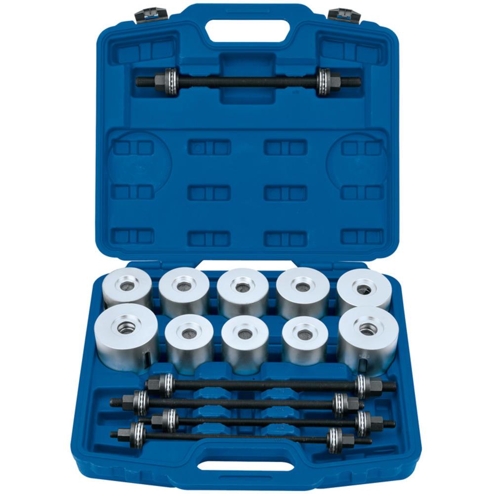 Draper 59123 Bpk27 Expert Bearing Seal And Bush Insertion Extraction Kit 27 Pce