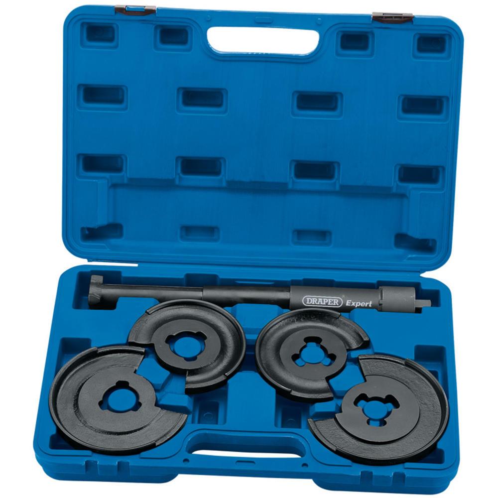 Draper 60982 N1200B Expert Telescopic Spring Compressor Kit