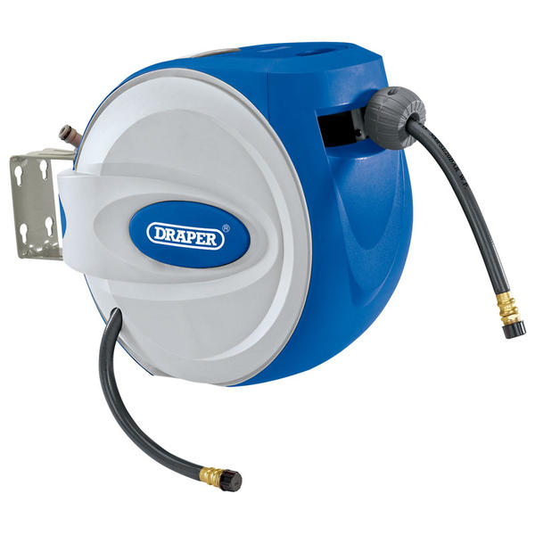 Draper 15048 RAH10 Retractable Air Hose Reel (10M) Thumbnail 1