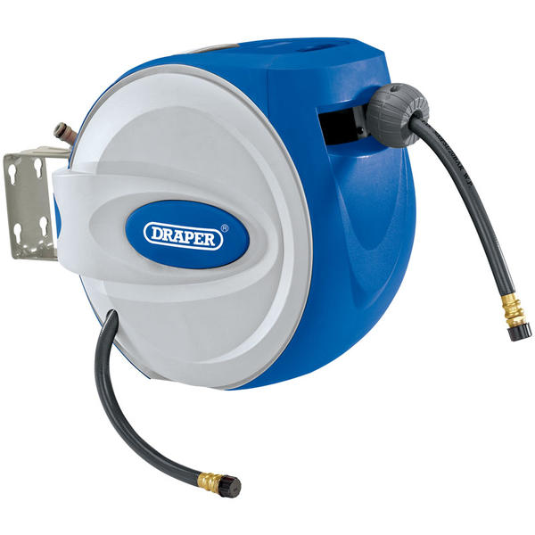 Draper 15049 RAH30 Retractable Air Hose Reel (30M) Thumbnail 1