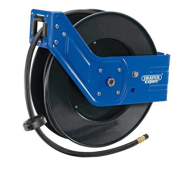 Draper 15050 RAH15 Expert Retractable Air Hose Reel (15M) Thumbnail 1