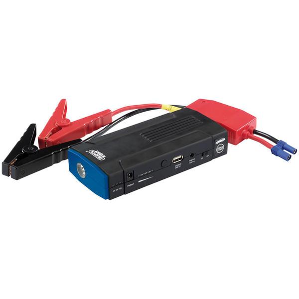 Draper 15067 LJS136 Expert Lithium Jump Starter/USB Charger 500A Thumbnail 4