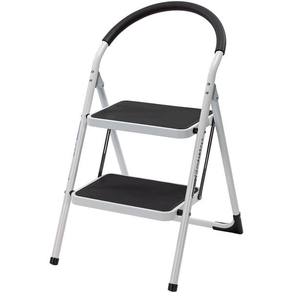 Draper 16827 SSL2A 2 Step Steel Ladder Thumbnail 1